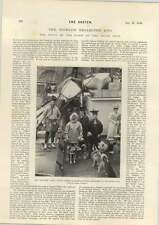 1898 Southern Cross George Newnes Polar Expedition Lady Naylor-leyland
