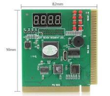 4-Digit LCD Display Motherboard Diagnostic Card PC Debug Analyzer Post Tester