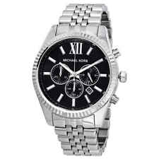 Michael Kors Lexington Chronograph Black Dial Men's Watch MK8602