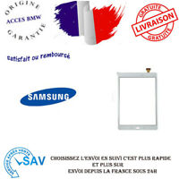 Vitre Tactile Samsung P550 Pour Galaxy Tab A 9.7 blanc