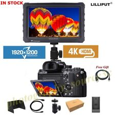 Lilliput A7s 4K Monitor 1920x1200 HD IPS Screen Field Monitor fr Sony/Canon/Niko