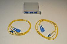 Datacom Systems FiberTap F50/50/62-M Tap Splitter  ATM, Gigabit Ethernet, SONET