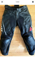 Dainese Delta Pro C2 Motorcycle Leather Pants - Womens - 48 - Amazing Condition