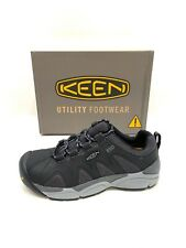 Keen San Antonio ESD Mens Aluminum Toe Work Shoes Size 8 D NIB
