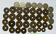 More details for east africa coin lot of 39 coins
