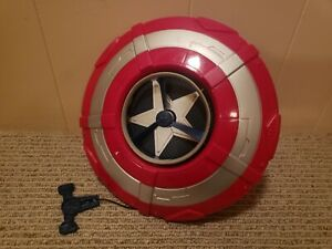 Marvel Avengers Age of Ultron Captain America Star Launch Shield Hasbro