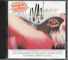 """IVAN GRAZIANI - RARO CD CDOR FUORI CATALOGO 1989 """" SEGNI D'AMORE """""""