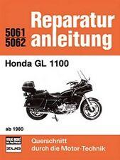WERKSTATTHANDBUCH REPARATURANLEITUNG WARTUNG 5061 HONDA GL 1100 ab 1980