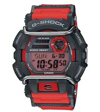 Casio G Shock * GD400-4 Wire Protect Digital Red Resin GShock Watch COD PayPal