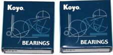 DUCATI KOYO ROULEMENTS ROUE AVANT Paire 75162.2566/702.5.045.1a