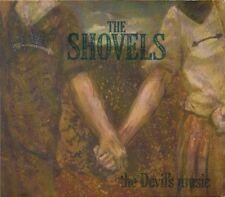 The Shovels - the Devil's music  RARE OOP ORIG Canadian Alt. Country CD (Mint!)
