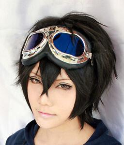 Digimon Adventure Taichi Anime Cosplay Prop Goggle Harley Glasses