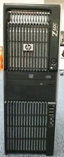 HP Z600, 12GB RAM, 2x Xeon x5570 2.93GHZ, 500GB HDD, NVIDIA Quadro, Linux Ubuntu