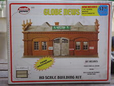 Model Power  Globe News Building KIT HO Scale (1:87)
