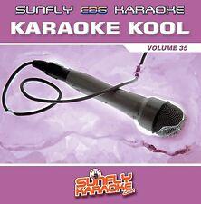 BEYONCE / LADY GAGA / EMINEM AND MORE AUSSIE KARAOKE KOOL 35 - CD+G 15 SONGS