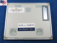 Medical X Ray Cassette 8'' x 10'' With Window Green RAYXMED USA