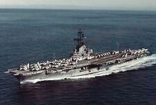 USS TICONDEROGA CV-14 CARRIER CVA CVS US NAVY HAT PIN