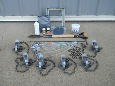 Duke 1.5 Fox Trapping Package, trapping, Coon, Fox, Badger. Duke Traps