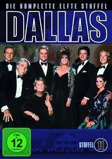 """3 DVD Box Dallas """" Staffel 11 - Larry Hagman  NEU OVP"""
