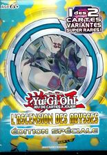 YU GI OH! PACK EDITION SPECIALE L'ASCENSION DES ABYSSES