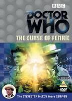 Sylvester McCoy & Sophie Aldred  Doctor Who - The Curse of Fenric  Dr Who SEALED