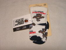 Hockey Florida Panthers NHL Kids Socks Sz 6-12 NWT