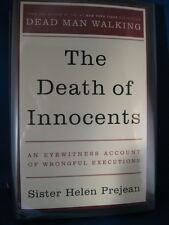 "Sister Helen Prejean Autographed Book ""The Death of Innocents"" w/Coa"