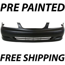 New Painted to Match - Front Bumper Cover Fascia for 2000 2001 2002 Mazda 626