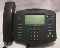 Polycom SoundPoint IP 601 SIP Phone (2201-11601-001) with Stand and Handset
