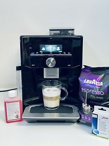 SIEMENS  EQ.9 s300 Kaffeevollautomat Edelstahl ++ Zubehör