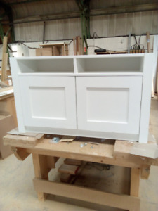 Alcove Media Cupboard Made To Order