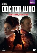Doctor Who: Series Ten, Part Two (DVD,2017)