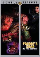 A Nightmare on Elm Street 5 - The Dream DVD