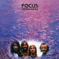 Focus - Moving Waves [New CD] Rmst, Holland - Import