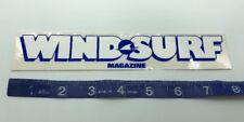 Vintage Wind Surf (Magazine) Sticker