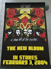 Incubus - A Crow Left of the Murder Promo Only Record Release 2004