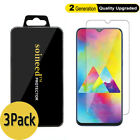 3-Pack Samsung Galaxy M21 M31 M20 M30 M30s M10s Tempered Glass Screen Protector