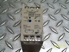 Omron S82S-7712 Power Supply