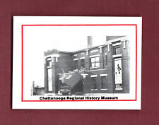 CHATTANOOGA REGIONAL HISTORY MUSEUM ~ 1989 Chattanooga Lookouts LEGENDS II card