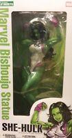 NEW SEALED Kotobukiya Bishoujo Green She hulk statue Figure Marvel comics MK160
