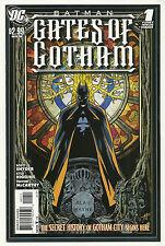 Batman Gates Of Gotham #1 2 3 4 5 Complete Set Scott Snyder