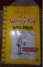 2 Diary of a wimpy kid books