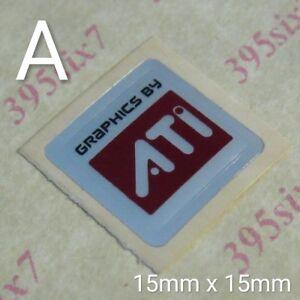 AMD ATI RADEON GRAPHICS STICKER