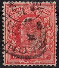 Great Britain 1902 Scott #128 King Edward VII 1 Penny STAMP