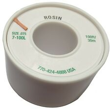 Tresse ruban bande à dessouder dessoudage cuivre 1.9mm/30m Flux colophane