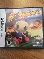 Bomberman Nintendo DS NDS Complete Nice Cib BDS1