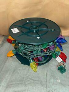 Philips Easy Storage Spool, 80 Ct., 79' Long! Rare C9 Multi-Color LED BNWOT