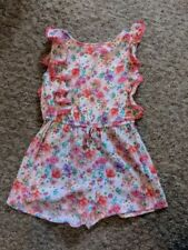 5e0037e647dc Playsuit Floral Jumpsuits   Playsuits (2-16 Years) for Girls for ...