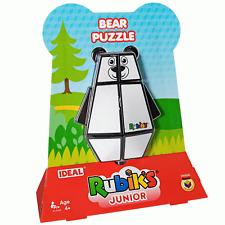 Ideal Rubik's Junior Bear Puzzle Age 4