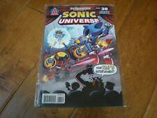 Sonic Universe #38 (2010 Series) Archie Comics VF/NM